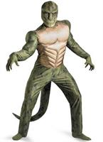 The Amazing Spider-Man Movie - Lizard Muscle Plus Adult Costume