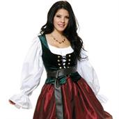 Evergreen Corset Bodice Adult