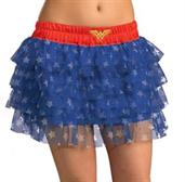 Wonder Woman Adult Tutu Skirt