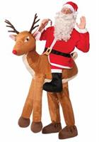 Ride a Reindeer Adult Costume
