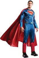 Batman v Superman: Dawn of Justice - Mens Grand Heritage Superman Costume
