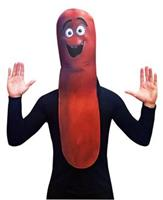 Sausage Party Movie - Frank Sausage Adult Mask