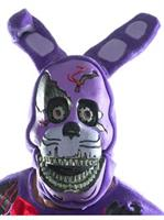 Five Nights at Freddy's - Nightmare Bonnie Adult PVC 3/4 Mask