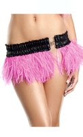 Ostrich Feather Skirt