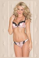 2 Piece Silk Bra Set
