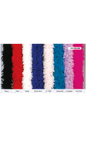 15 Gram Marabou Feather Boa, 6Ft Solid Color