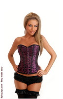 Burlesque Reversible Corset