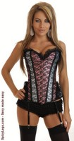 Whimsical Burlesque Corset