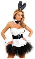 6 PC Sexy Bunny Costume