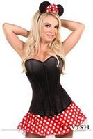Lavish 3 PC Flirty Mouse Costume