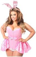 Lavish 3 PC Playful Pink Bunny Costume