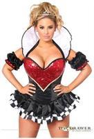 Top Drawer Royal Queen Premium Corset Costume