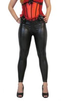 Shiny Stretch Comfy Fit Lame Tights