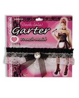 French maid garter
