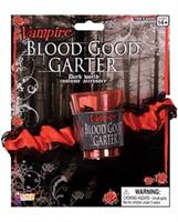 Vampiress blood goop garter