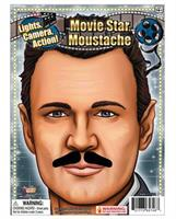 Movie Star Moustache