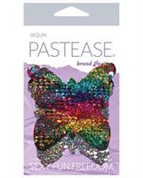Pastease Color Changing Flip Sequins Butterfly - Rainbow