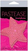 Pastease Bubble Gum Pink Glitter Starfish