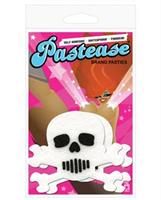 Pastease White Skull