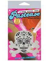 Pastease Day of the Dead Skull - White