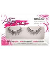 Criss Cross Lashes with Crystal Accents