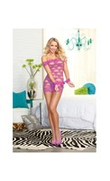 Seamless Strappy Heart Chemise