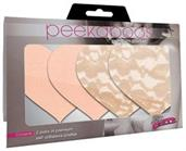 Nude Ambition Hearts Pasties