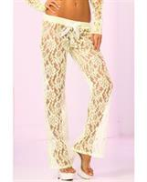 Pink Lipstick Loungewear Luxurious Lounge Pant