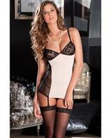 Rene rofe pinup dream chemise and g-string