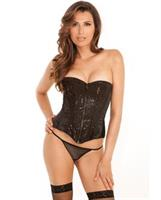 Signature Starlight Dancer Corset with G-String