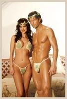 Paradise Couple Costume