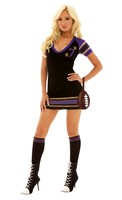 3 pc. Quarterback Sneak costume
