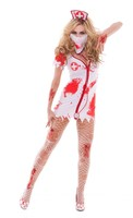 4 pc. Bloodbath Betty Costume