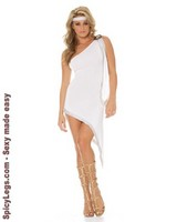 2 pc Greek Goddess Costume