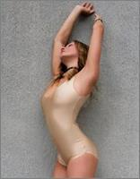 Almost Invisible Nude Color Body