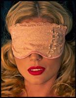 Beige Sleep Mask