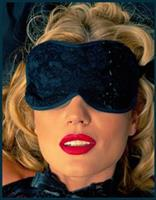 Black Lace Sleep Mask