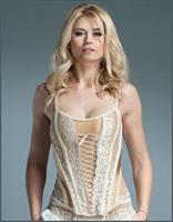 Stretch Lace Corset
