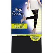 L'eggs Energy Collection Opaque Footless Tight