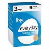 L'eggs Everyday Control Top ST 3 Pair