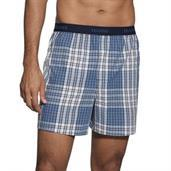 Hanes Classics Men's TAGLESS Boxer with Comfort Flex Waistband 5-Pack