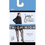 Just My Size Seasonless Thigh High, 1-Pack