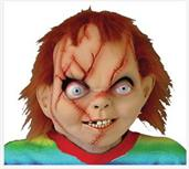 Chucky Seed Of Latex Mask