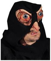 Hacker Hooded Scary Mask