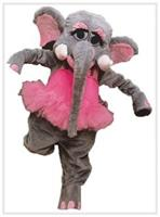 Elephant As Pictured Costume Costume