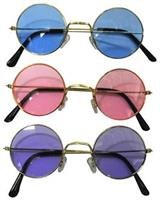 Wire-Rimmed Glasses Assorted Colors