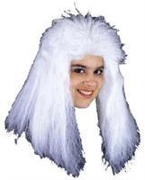 Wig Sorceress White