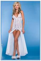 Gown Length With G-String