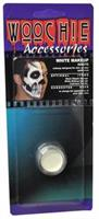 White Mask Cover Carded Costume Accessory Costume Accessory