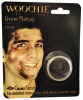 Purple Undead Mask Cover Carded Makeup